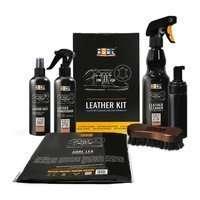 ADBL Leather Kit zestaw do pielęgnacji tapicerki skórzanej