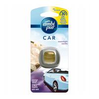 Ambi Pur Car zapach samochodowy Moonlight Vanilia 2ml