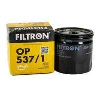 FILTRON fltr oleju OP537/1 - Alfa Romeo 145-6, 156, 166, Fiat Punto II 1,2i 8V 6/99->