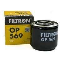 FILTRON fltr oleju OP569 - VW Transporter 1.9D ->90, Renault Trafic 2,5 D ->6/86