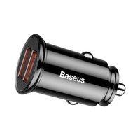 Ładowarka samochodowa Baseus Dual QC3.0 30W