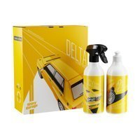 Limitowany zestaw Shiny Garage Delta Kit  - Icy Ceramic Detailer oraz Back2Black