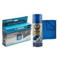 Pochłaniacz wilgoci Cardos + antypara K2 Fox