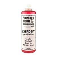 Poorboy's World Air Freshener Cherry odświeżacz powietrza Wiśnia 473ml