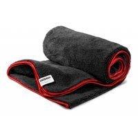 WaxPRO ręcznik Fluffy Dryer Black 100x60cm 600GSM