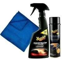 Zestaw do czyszczenia i impregnacji dachów w kabrioletach Meguiars
