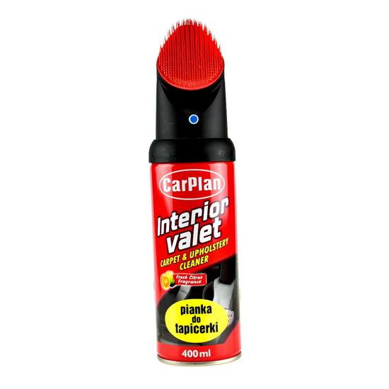 CarPlan Interior Valet - pianka do czyszczenia tapicerki 400ml