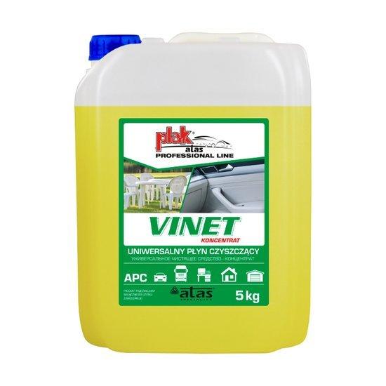 Atas Vinet Koncentrat uniwersalny płyn czyszczący APC 5kg