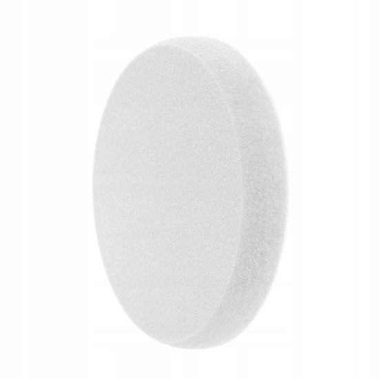 Boll gąbka polerska biała twarda na rzep 150/25mm