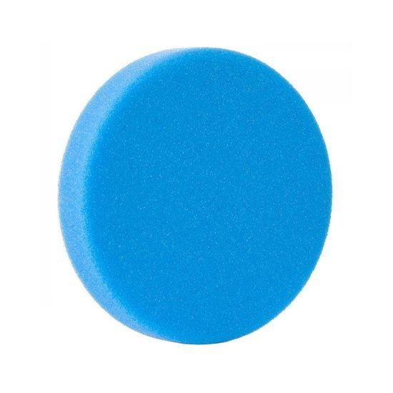 Boll gąbka polerska niebieska super twarda na rzep 150/25mm