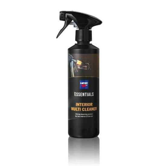 Cartec Essentials Interior Multi Cleaner - płyn do czyszczenia wnętrza 500ml