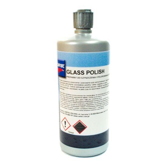 Cartec Glass Polish preparat do czyszczenia szyb 1l