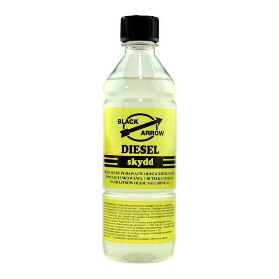 Diesel Skydd Black Arrow depresator - dodatek do ON 500ml