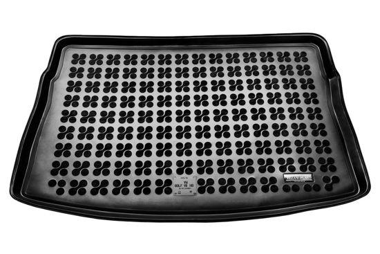 Dywanik gumowy bagażnika VW Golf VII Hatchback 2012-