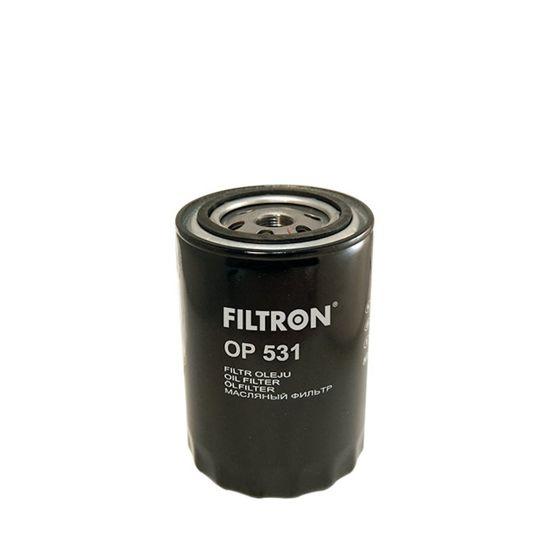 FILTRON filtr oleju OP531 - Opel Ascona 2.0D