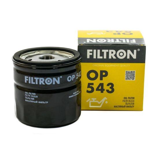 FILTRON filtr oleju OP543 - Ford Transit FT 80, 100, 130, 160, 190 2.5D 1/86->