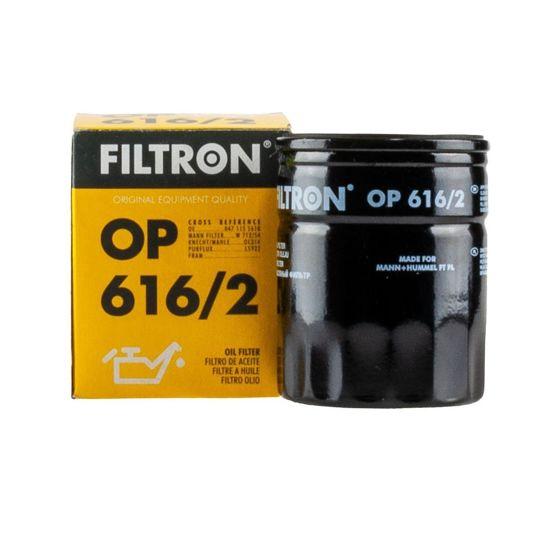 FILTRON filtr oleju OP616/2 - Skoda, VW Lupo 1.0i