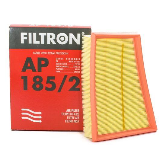 FILTRON filtr powietrza AP185/2 - Renault Megane II 1.5DCI/1.6, 11/02->, Scenic III 03-
