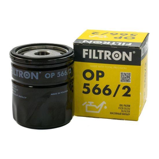 FILTRON fltr oleju OP566/2 - Fiat Cinquecento (903CC) 3/92->