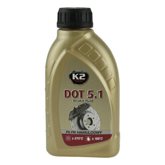 K2 DOT 5.1 płyn do układu hamulcowego DOT5.1 500g