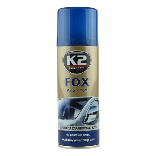 K2 Fox antypara - preparat antyroszeniowy przeciw parowaniu szyb 200ml