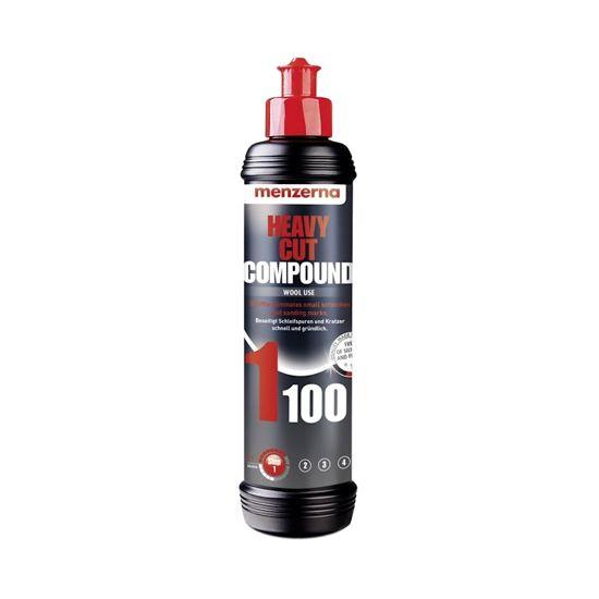 Menzerna Heavy Cut Compound 1100 mocnościerna pasta polerska 250ml