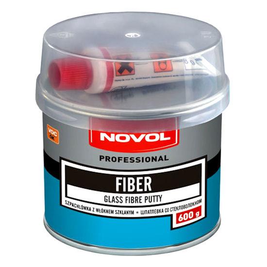 Novol Fiber szpachlówka z włóknem szklanym 600g