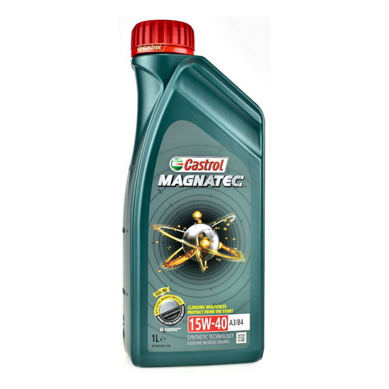 Olej silnikowy Castrol Magnatec 15W/40 1L
