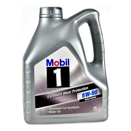 Olej silnikowy Mobil 5W/50 4L
