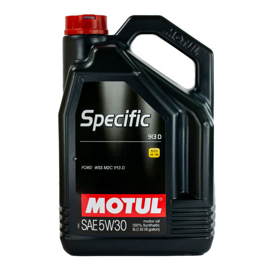 Olej silnikowy Motul Specific 913 D Ford 5W/30 5L