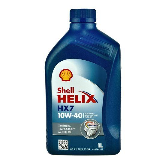 Olej silnikowy Shell Helix HX7 Benzyna 10W/40 1L