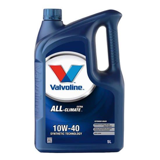 Olej silnikowy Valvoline ALL - Climate Extra 10W/40 5L