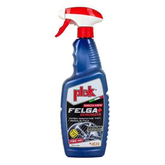 Płyn do mycia felg PLAK OXYCAR Felga + Deironizer  750ml