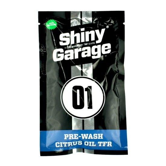 Pre-Wash Citrus Oil Shiny Garage do mycia wstępnego saszetka 50ml