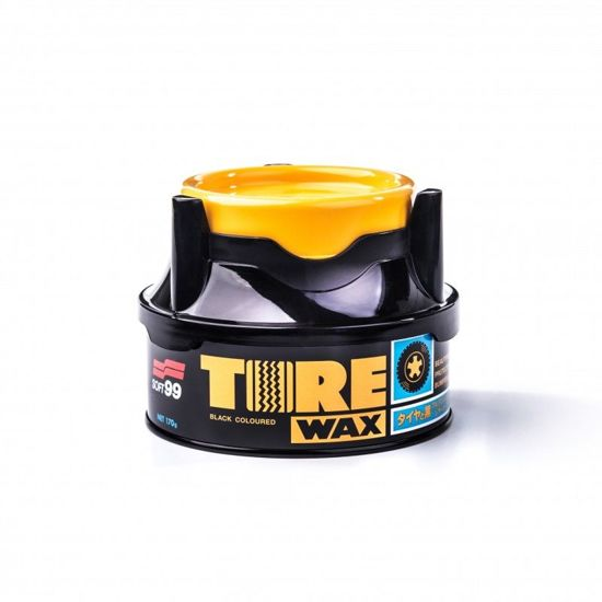 Soft99 Tire Black Wax wosk do opon 170g