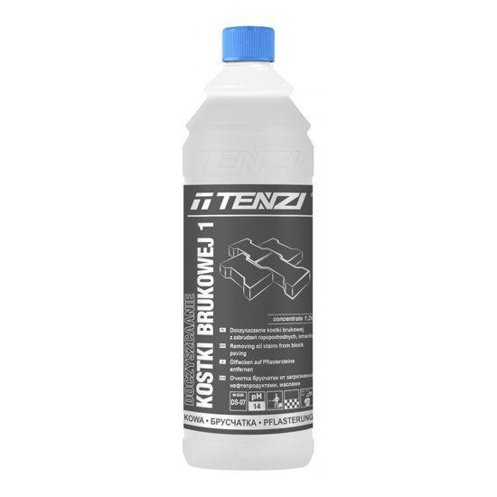 Tenzi 1 płyn do czyszczenia kostki brukowej 1L