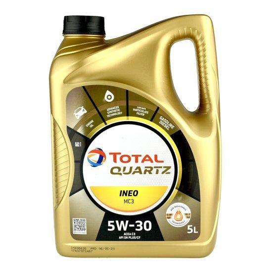 Total Quartz INEO MC3 5W/30 5L