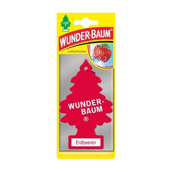 Wunder Baum choinka zapachowa - zapach Truskawka